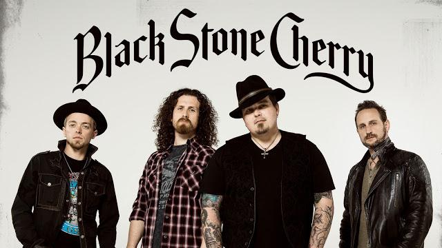 A Conversation With Black Stone Cherry Guitarist Ben Wells