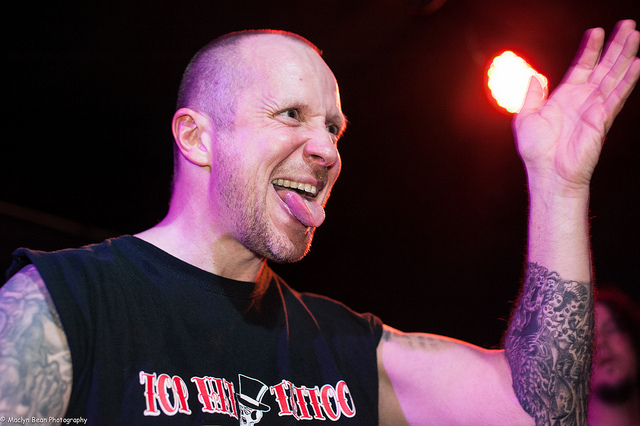 A Conversation with Frank Mullen of Suffocation
