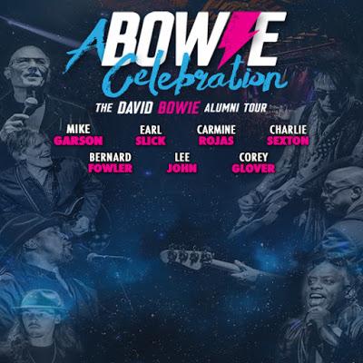 A Bowie Celebration – Palace Theater, Albany, NY March 6, 2019