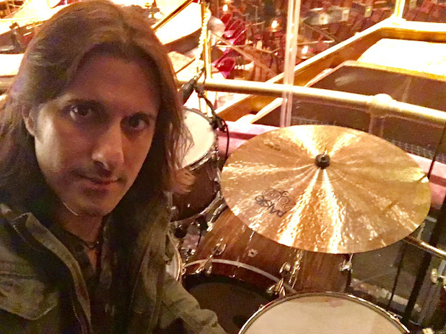 A Conversation With Z02 Drummer and Author Joey Cassata