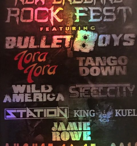 New England Rock Fest, Day 2 August 17, Chicopee, MA