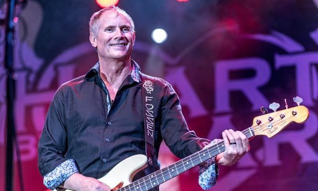 A Conversation with Steve Fossen, ex Heart bassist