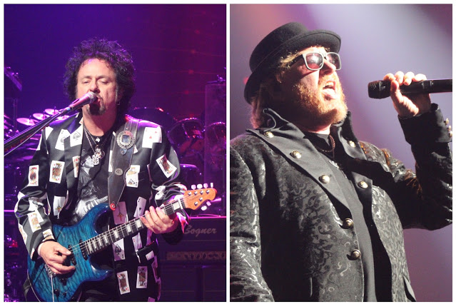 Conversations with Steve Lukather and Joe Williams of Toto