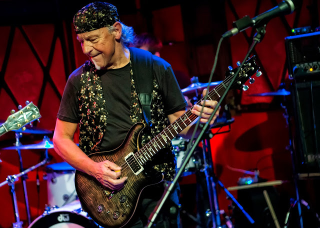 A Conversation with Former Jethro Tull Guitarist Martin Barre