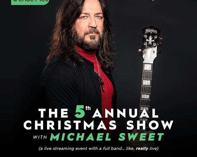 My Favorite Christmas Songs – Stryper Frontman Michael Sweet