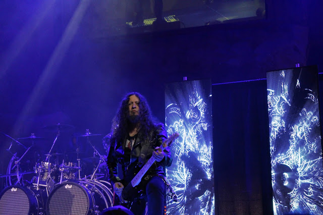 Queensryche Concert Review/Michael Wilton Interview – Mohegan Sun Wolf Den 3/8/19