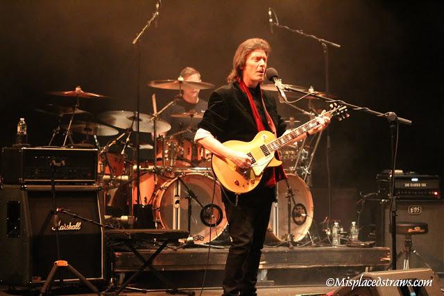 Steve Hackett, Academy of Music, Northampton, MA 3/12/20