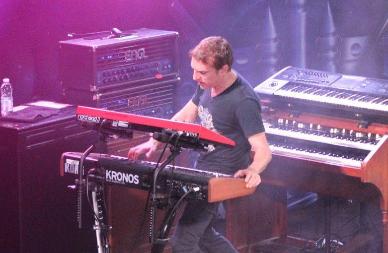 A Conversation with Keyboardist  Extraordinaire Derek Sherinian
