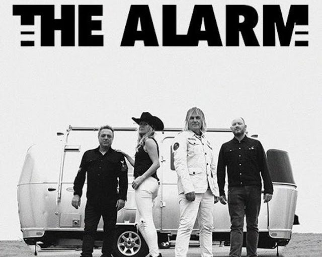 A Conversation With Mike Peters of The Alarm