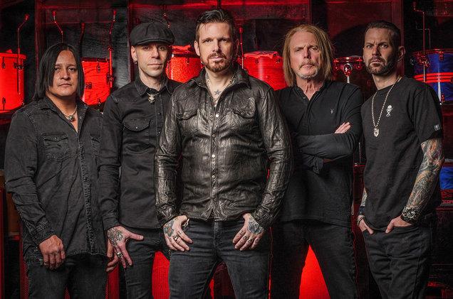 A Conversation with Black Star Riders & Thin Lizzy Guitarist Scott Gorham