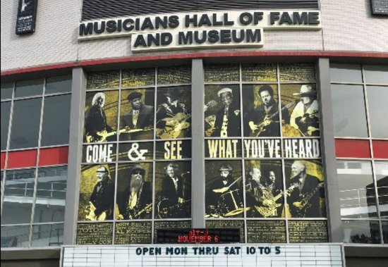 A Conversation with Jay McDowell of Musicians Hall of Fame & Museum