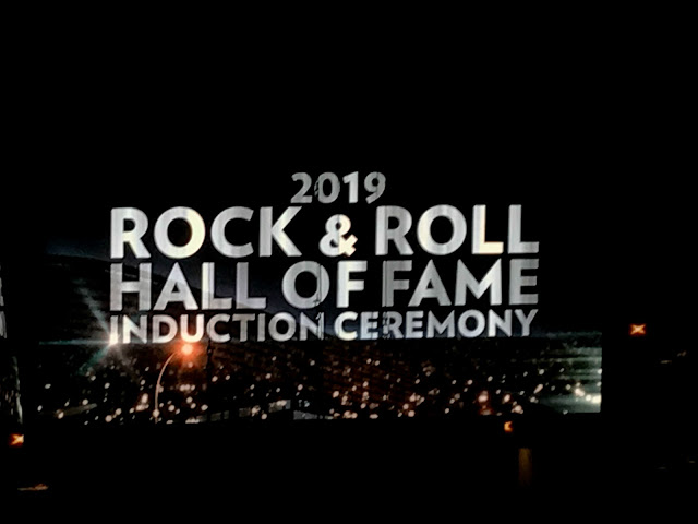Rock & Roll Hall of Fame 2019 Induction Ceremony