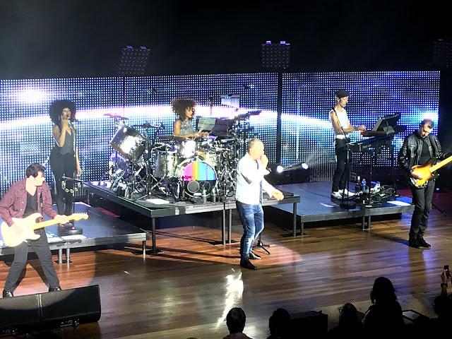 Simple Minds – 10/9/18 Ryman Auditorium, Nashville, TN
