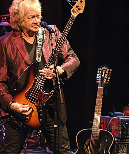 A Conversation with John Lodge of Moody Blues
