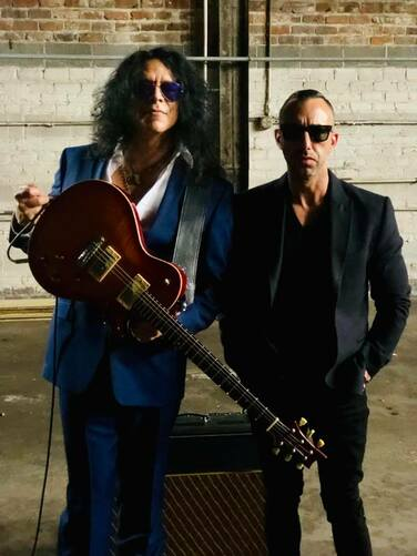 A Conversation with Shadow & The Thrill/Great White Guitarist Tony Montana