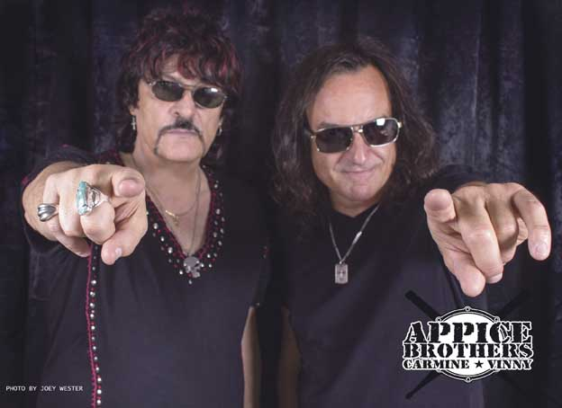 Conversations With Vinny  & Carmine Appice