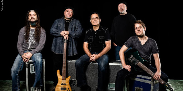 A Conversation with Neal Morse Band Guitarist Eric Gillette