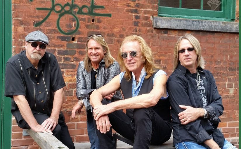 A Conversation with Foghat Drummer Roger Earl