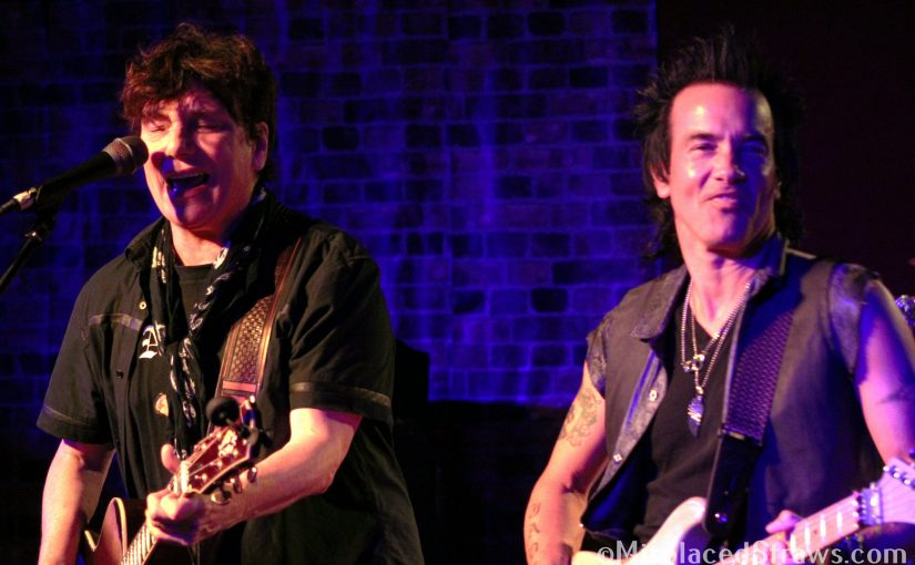 Eric Martin – Montage Music Hall, Rochester, NY, 8/20/21