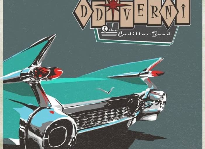 A Conversation with Cadillac Band Frontman/Overkill Bassist D.D. Verni