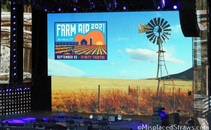 Farm Aid 2021 – Xfinity Theater, Hartford, CT 9/25/21