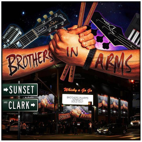 A Conversation with Brothers In Arms Guitarist Jack Frost