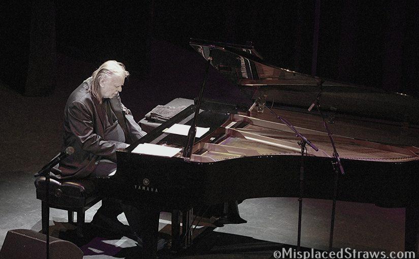Rick Wakeman – Academy of Music, Northampton, MA 10/15/21